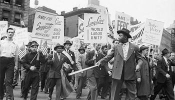 May Day Workers Parade In New York