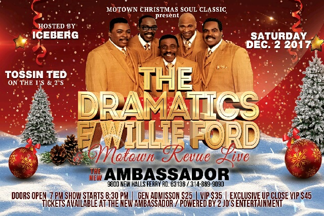 The Dramatics at the Ambassador