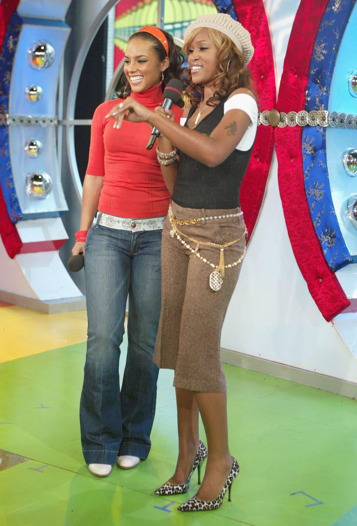 MTV TRL With Eve, Bow Wow & Alicia Keys