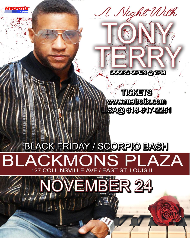 Tony Terry
