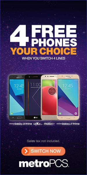 Join HOT104 1 at MetroPCS for Deals and Prizes – Downtown