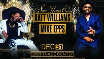 Katt and Mike - NYE