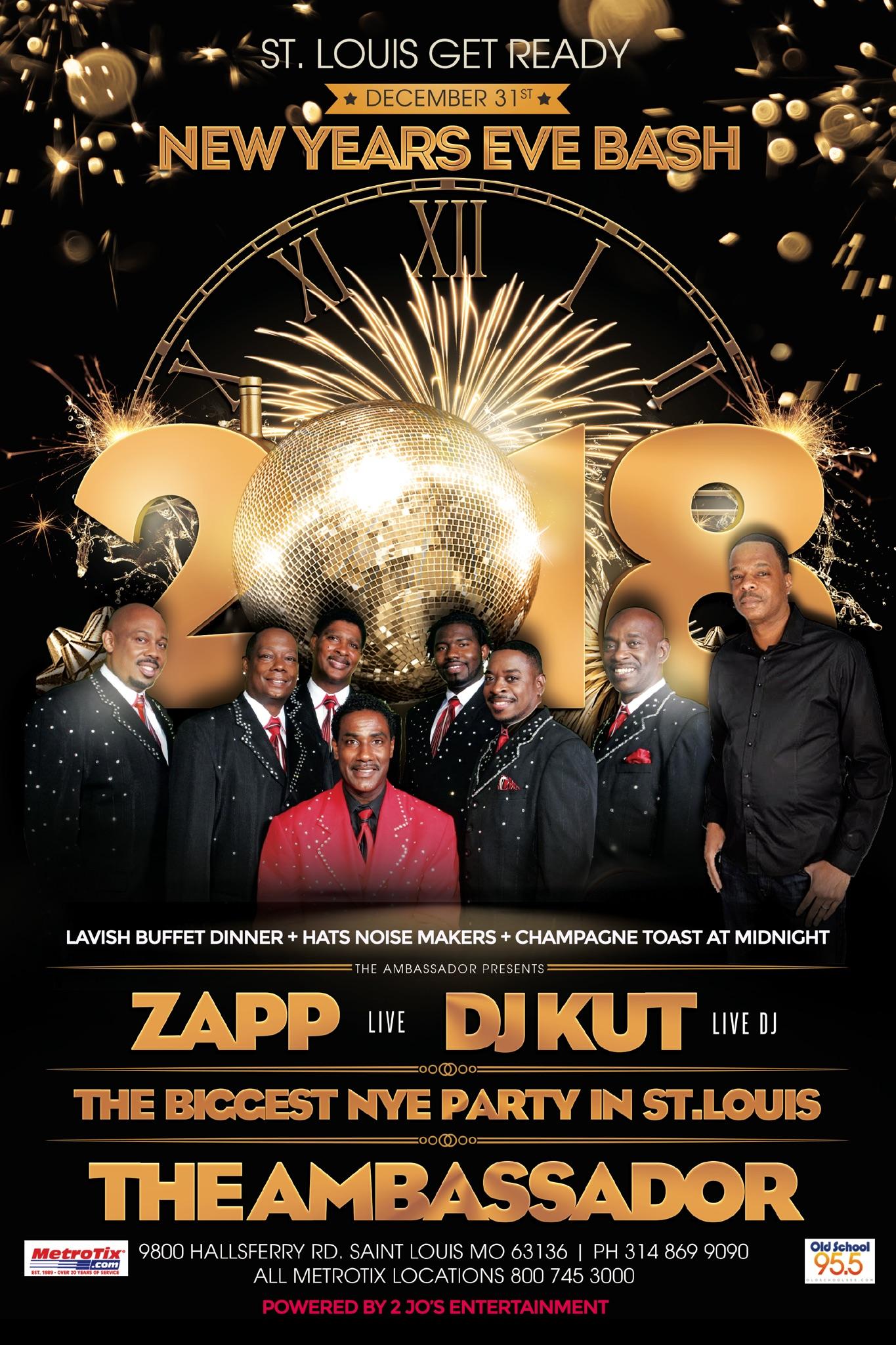 Zapp and DJ Kut