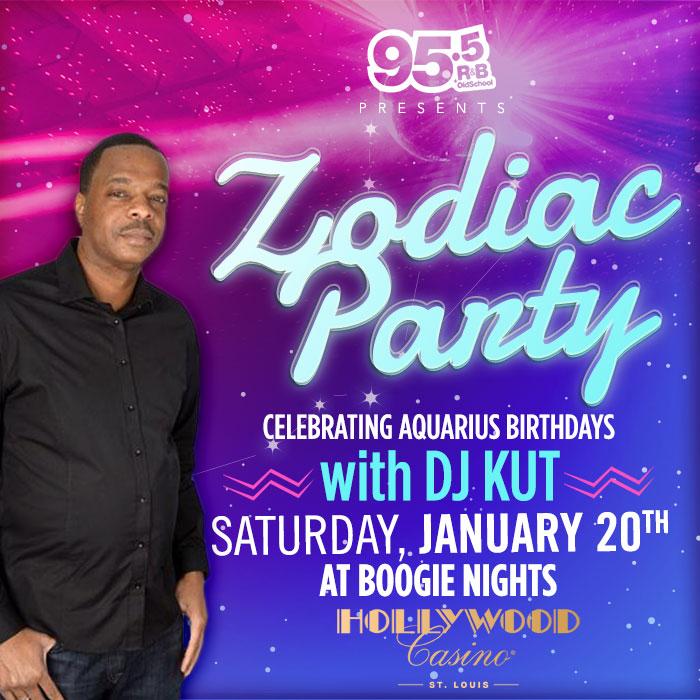 Boogie Nights Zodiac Party