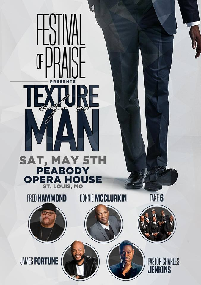 Fred Hammond Festival of Praise Tour STL