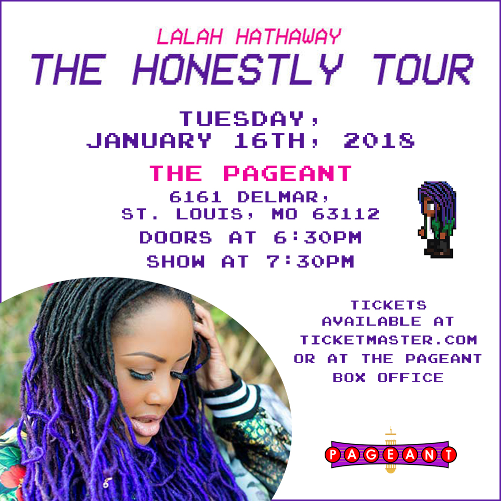 Lalah Hathaway Honestly Tour