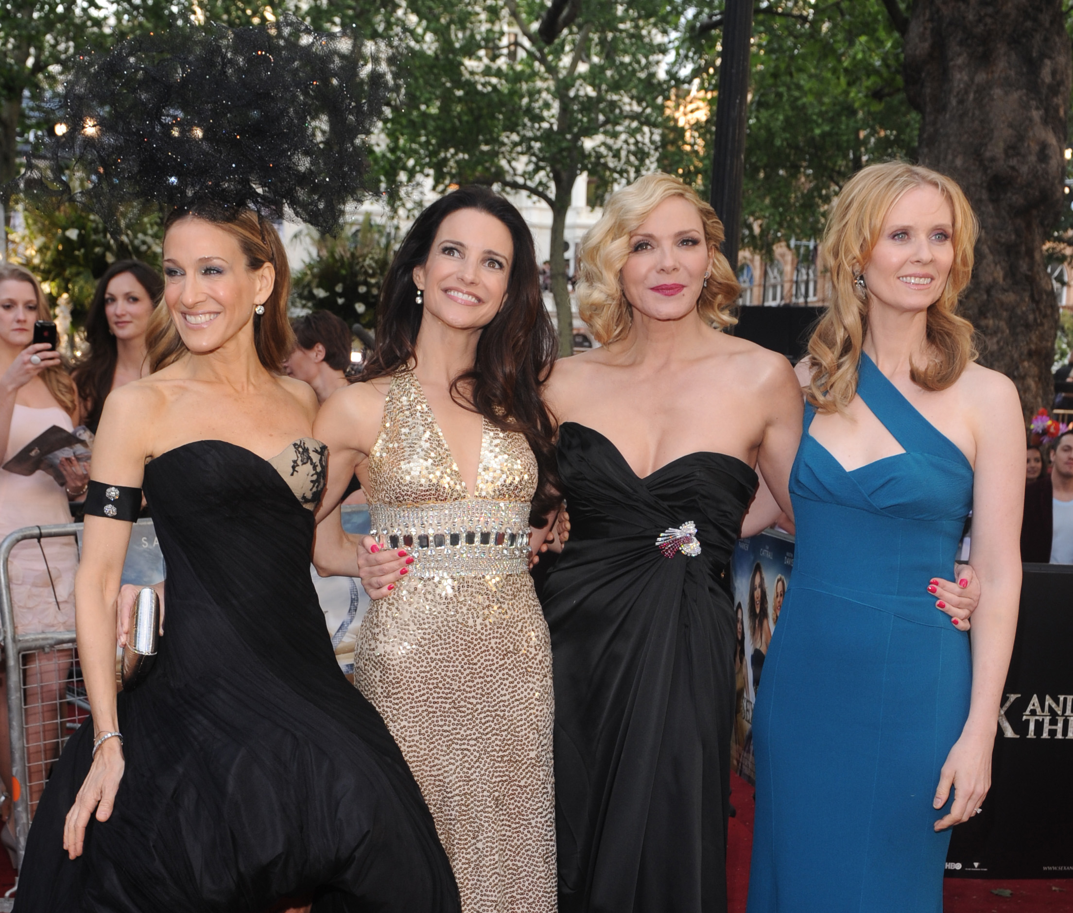 UK- 'Sex And The City 2' premiere in London