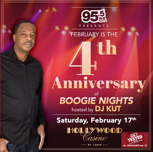 Boogie Nights 4th anniversary
