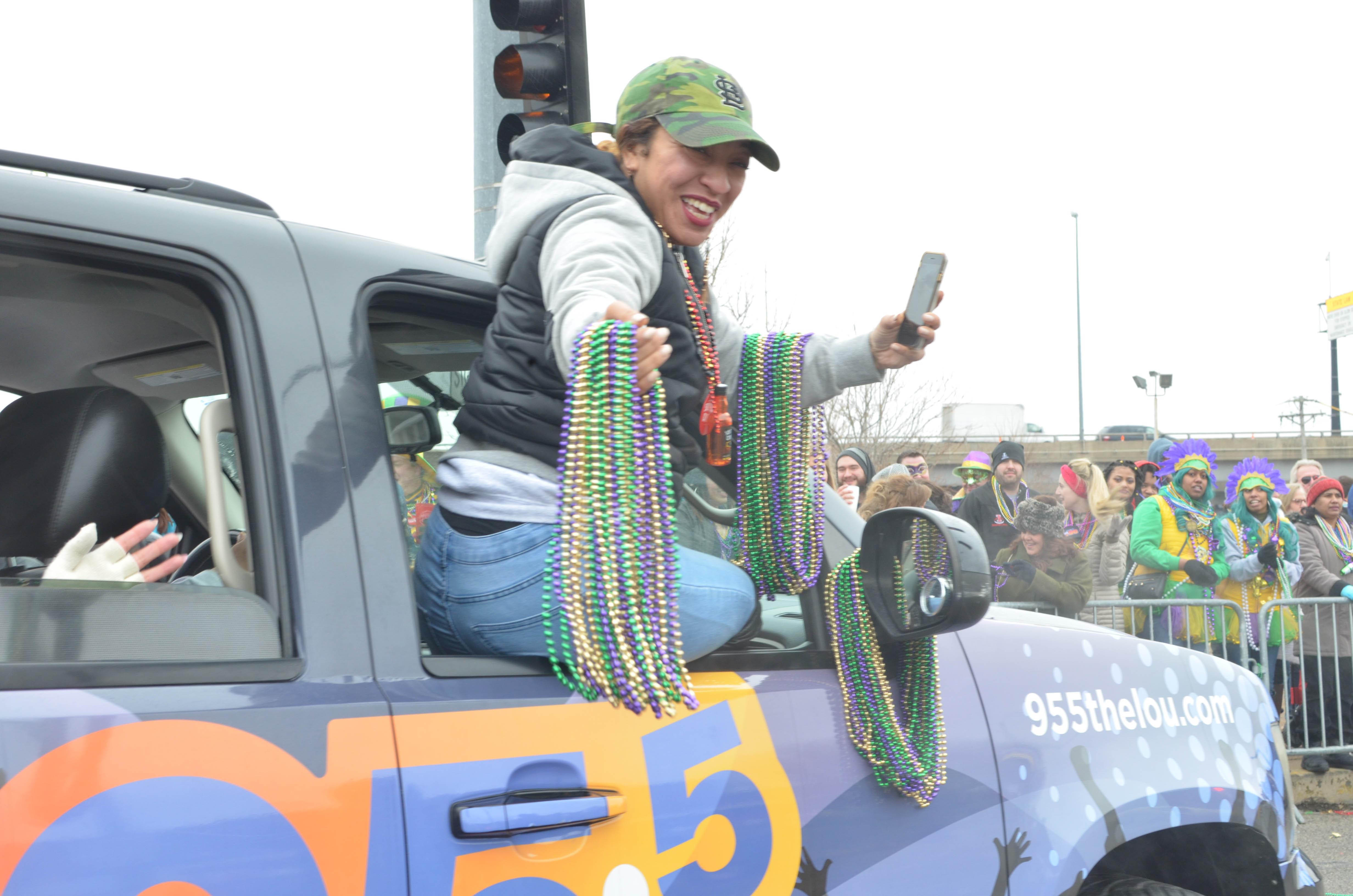 Mardi Gras Parade 2018