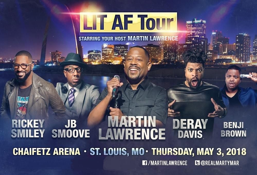 Martin Lawrence Lit AF Tour STL CORRECTED