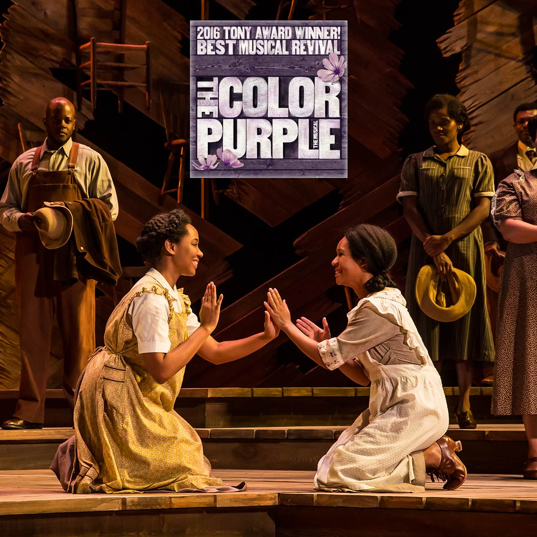 The Color Purple at the Fabulous Fox Theatre