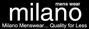 Milano Men's Wear Logo