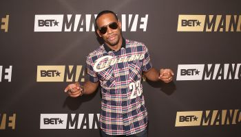 BET Networks Hosts 'Mancave' Event in Los Angeles for New Late-Night Talk Show