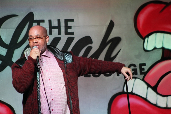 Brandon T. Jackson Comedy