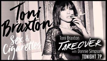 Toni Braxton/Donnie Simpson