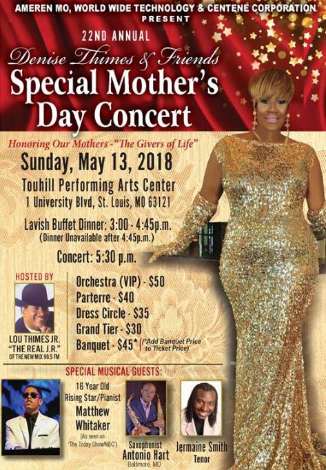 Mildred Thimes Foundation Concert 2018