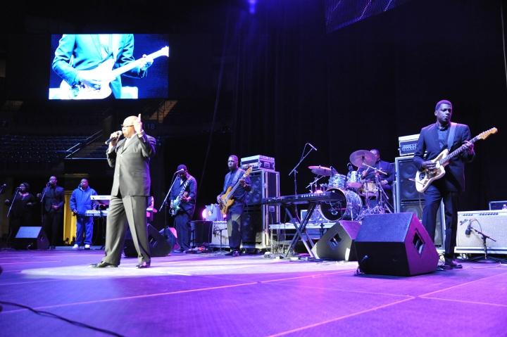 St. Louis Blues Fest Bobby Rush, Calvin Richardson, Benjamin Lattimore, Pokey Bear, Willie Clayton + Sir Charles James
