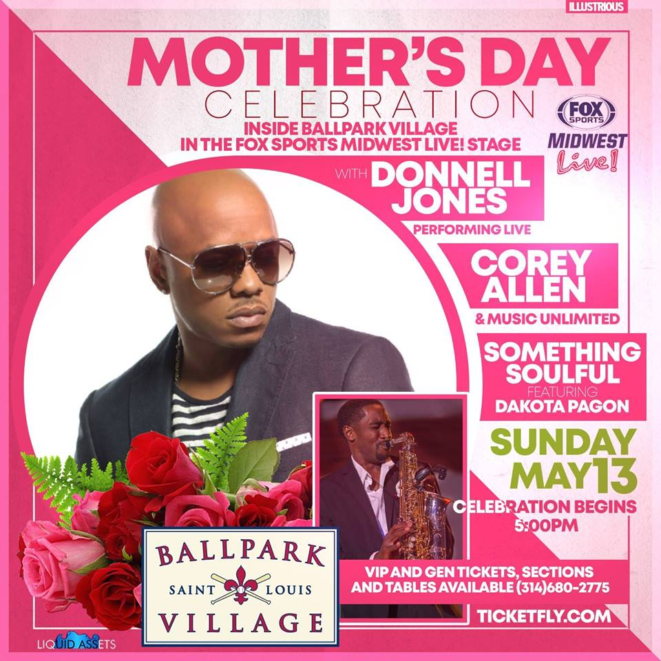 Mother's Day with Donnell Jones