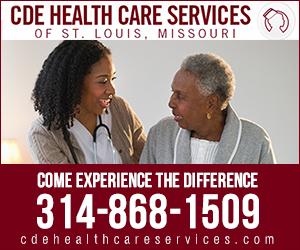 CDE Consumer Directed Services Logo