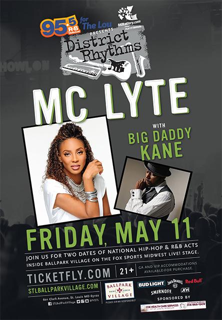 MC Lyte and Big Daddy Kane UPDATED