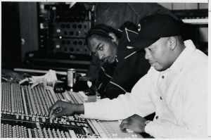 DR DRE. AND SNOOP DOGG, 1993.