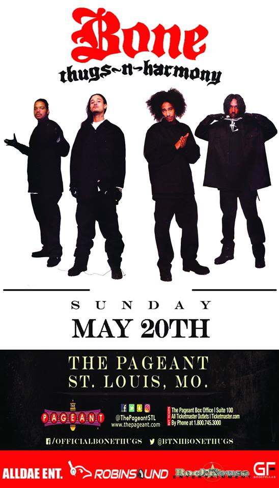 Bone Thug at The Pageant Light