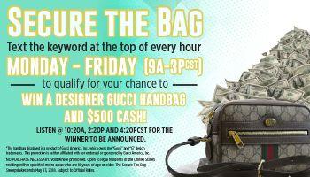 Secure The Bag CST