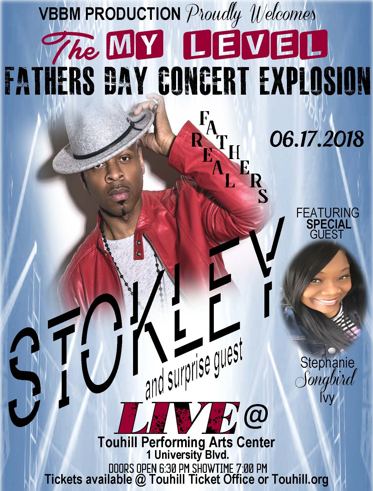 Stokley at The Touhill