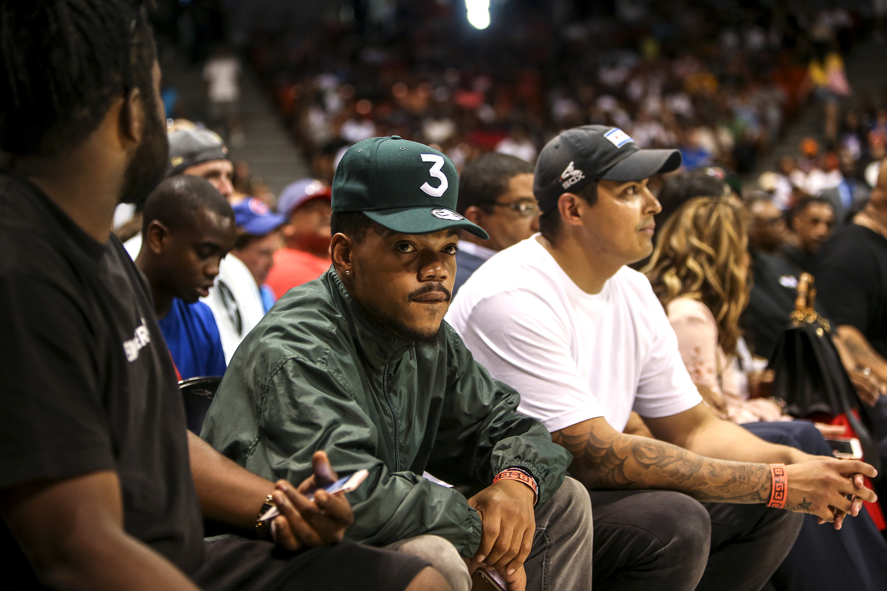 The Big3 stopped by Chicago for a fun, competitive day of basketball