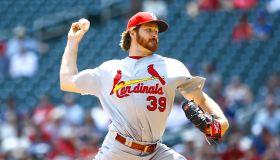 MLB: MAY 16 Cardinals at Twins