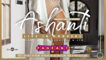 Ashanti At The Pageant
