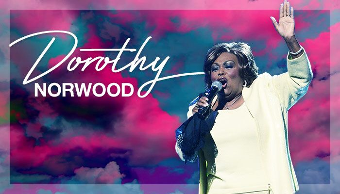 Dorothy Norwood