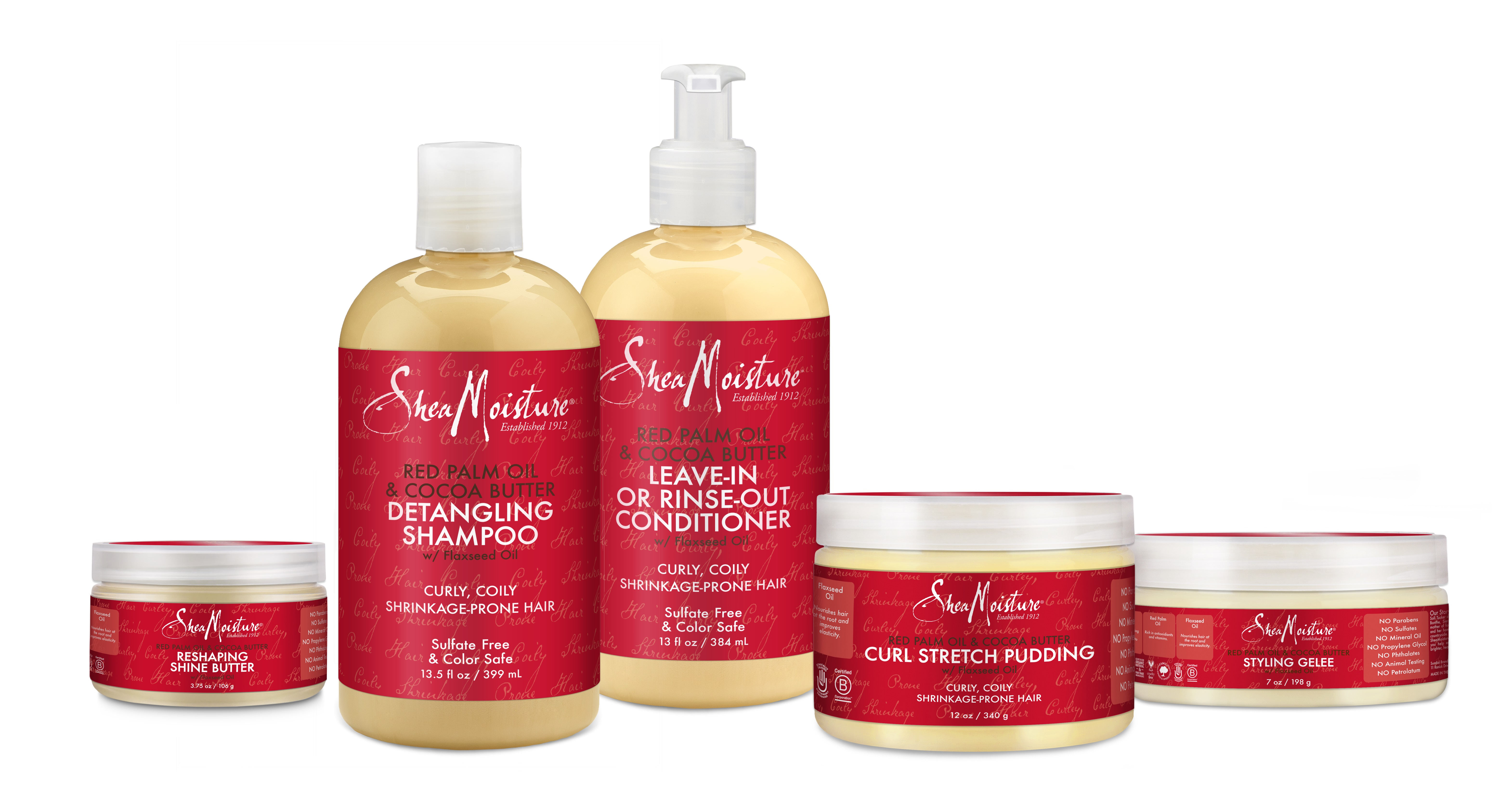 Shea Moisture Red Palm Oil & Cocoa Butter