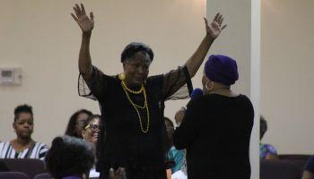 Evangelist Mary Tillman 11th Radio Anniversary Service
