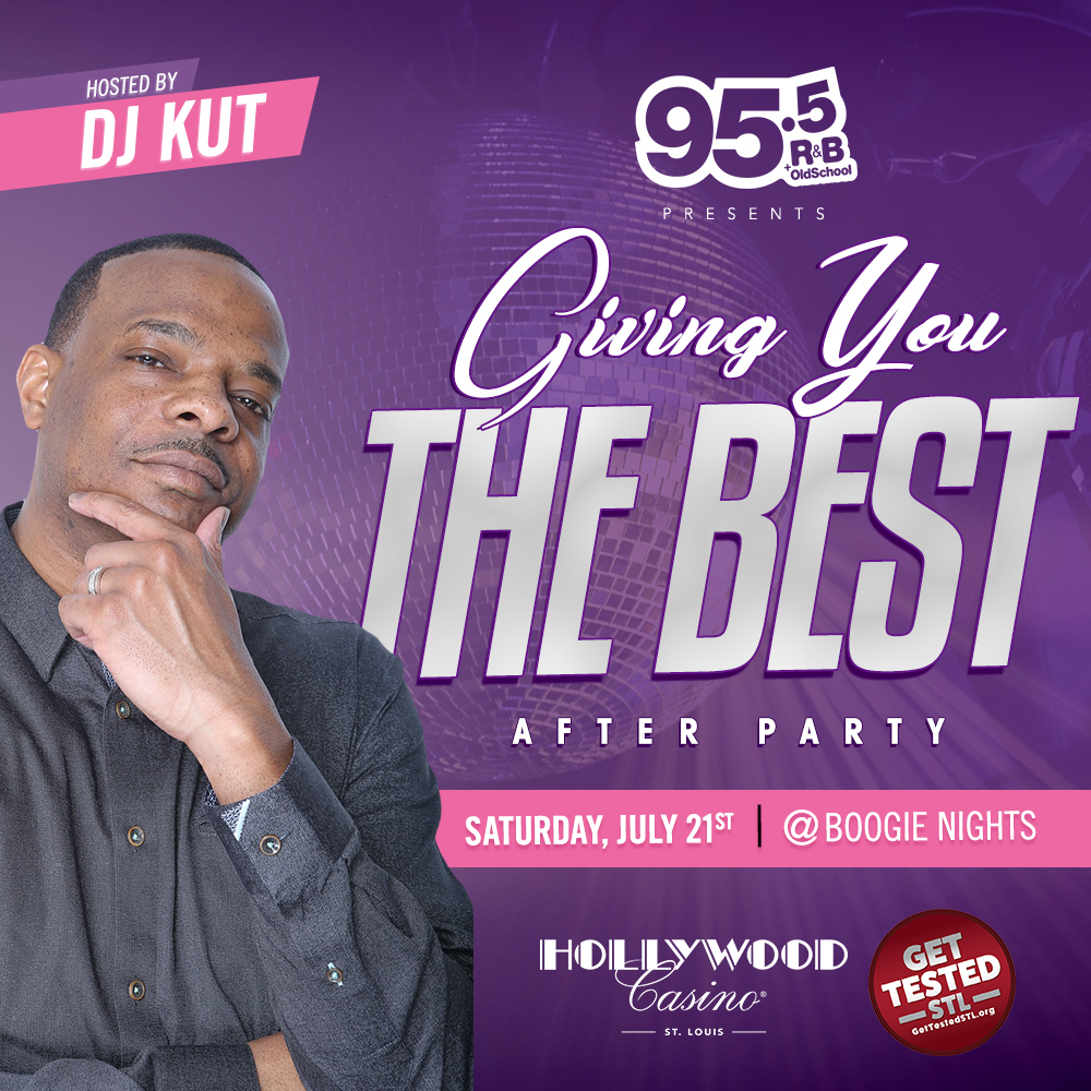 Giving You The Best After Party Boogie Nights