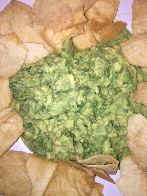 Raynah Avocado Dip Finished