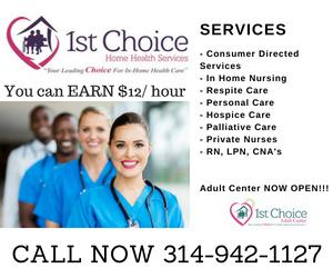First Choice Home Health Service