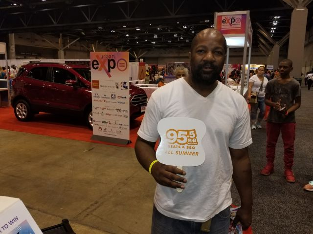 95.5 The Lou At Urban Expo 2018 (Photo Gallery)