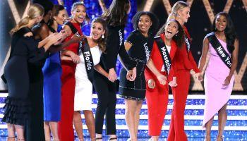 2019 Miss America Nia Imani Franklin