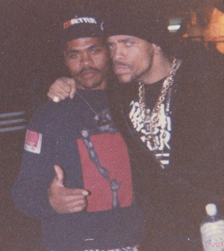 G. Wiz and Ice-T