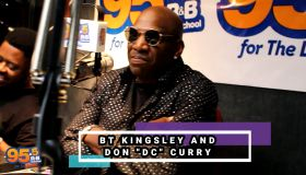 Don DC Curry and BT Kingsley