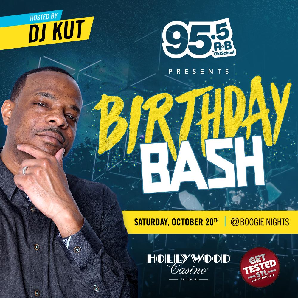 DJ Kut Birthday Bash