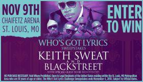 Keith Sweat and Blackstreet WFUN September 2018