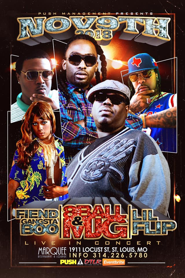 8Ball and MJG in STL