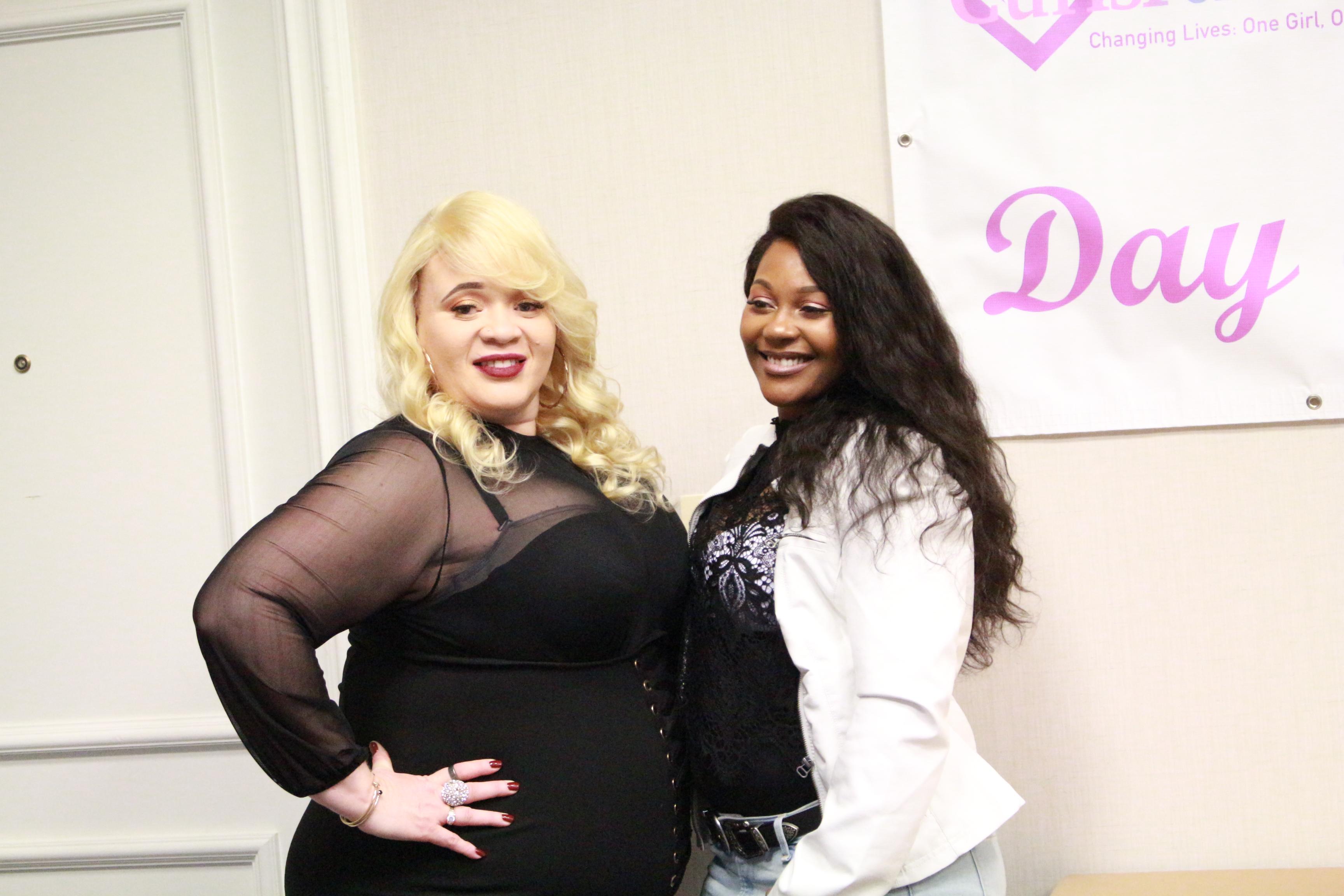 "Breast Cancer Survivors ""District Rhythms"" Makeover Winners"
