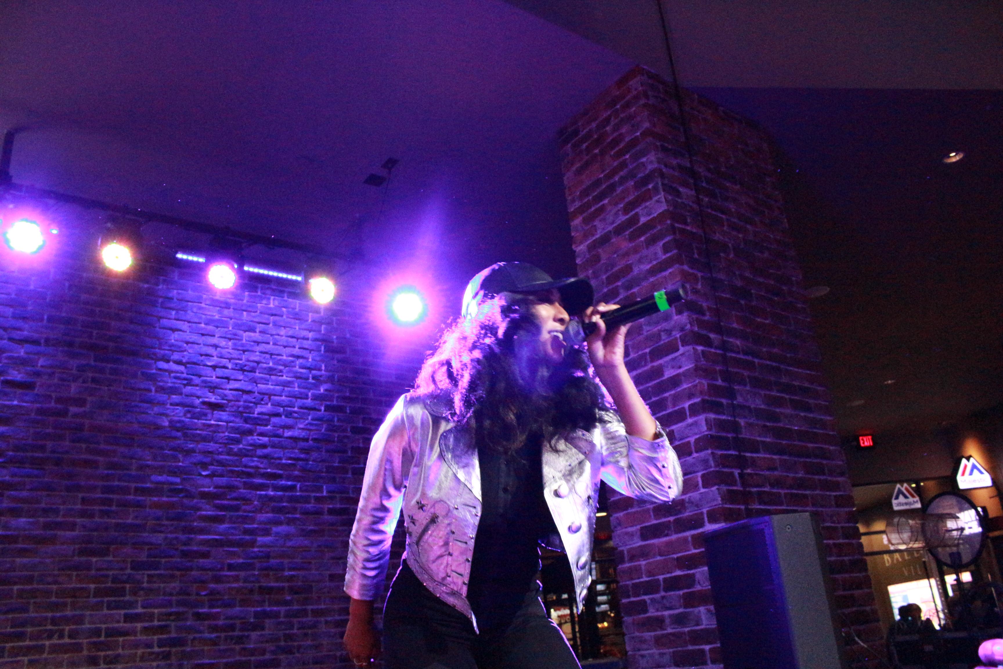 Keri Hilson At District Rhythms