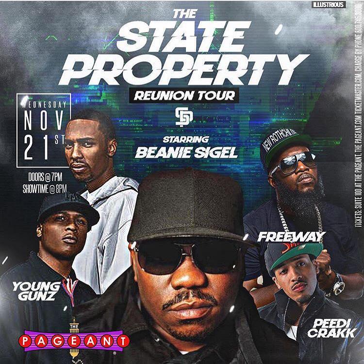 State Property Reunion Tour