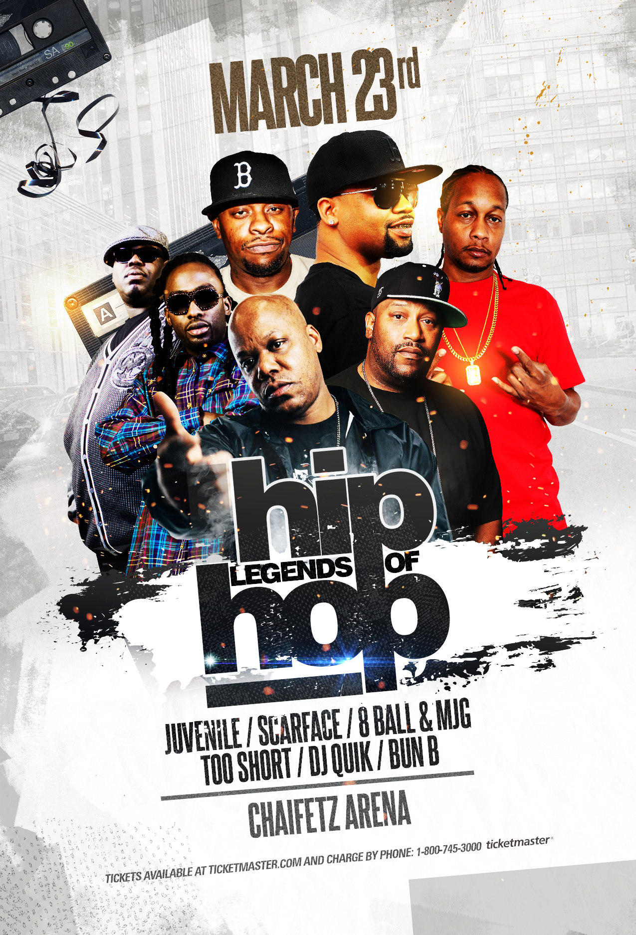 Legends of Hip Hop STL 2019