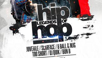 Legends of Hip Hop STL 2019