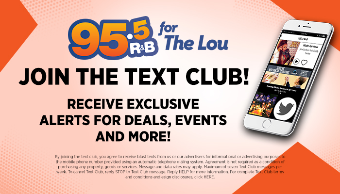 95.5 The Lou Mobile Text Club